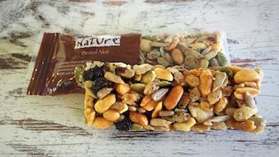 De Taste of Nature notenrepen verdienen een plek tussen onze gezonde tussendoortjes