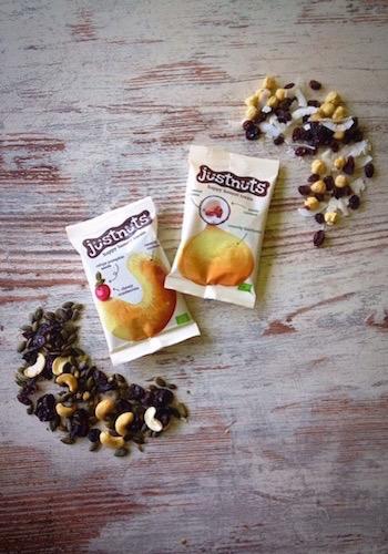 De notenmixen van Justnuts verdienen een plek tussen onze gezonde tussendoortjes